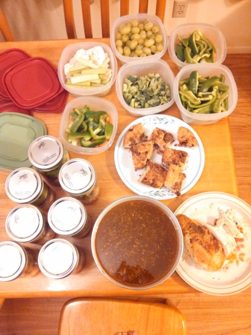 Food Prep Sunday November 3
